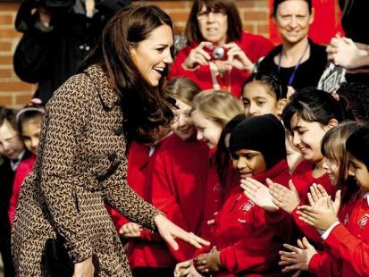 Jak zostać księżną? Poznaj nieznane fakty z życia Kate Middleton