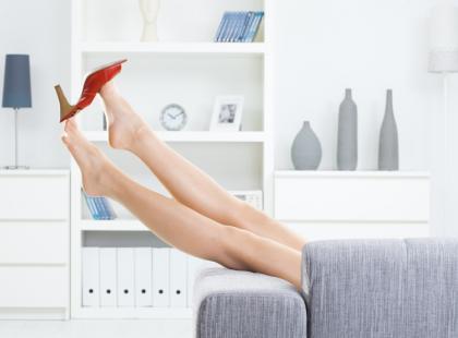 Jak zrelaksować zmęczone nogi?