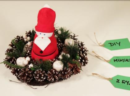 Jak zrobić bożonarodzeniową dekorację świąteczną – DIY