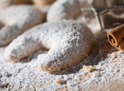 Jak zrobić cukier puder?