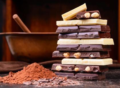 Jak zrobić domową czekoladę?
