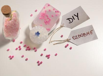 Jak zrobić mydełko z niespodzianką - DIY