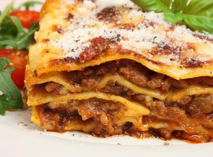 Jak zrobić niskokaloryczną lasagne?