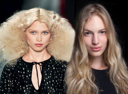 Jak zrobić piękne fale na włosach?
