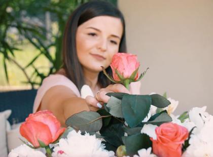 Jak zrobić piękne zdjęcie kwiatów?