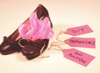 Jak zrobić saszetki zapachowe do butów – DIY