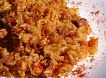 Jak zrobić słynny biram ruz, czyli ryżową zapiekankę?