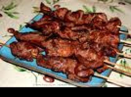 Jak zrobić tajskie szaszłyczki z mieszaniny mięs?