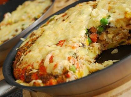 Jak zrobić tortillę campesina