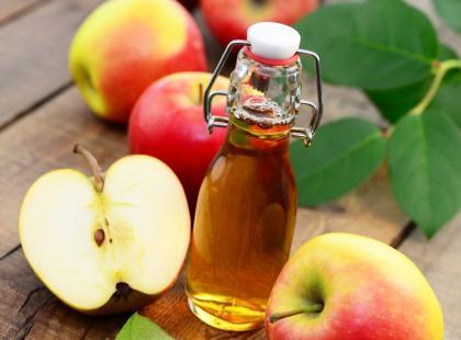 Jak zrobić własny ocet jabłkowy?