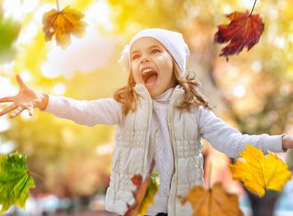 Jak zwiększyć odporność dziecka?