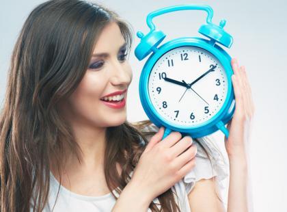 Jak żyć zdrowo w pośpiechu?