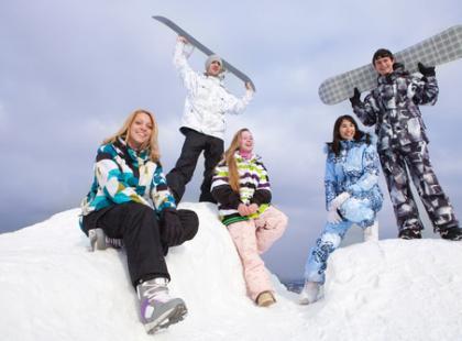 Jaka deska dla początkującego snowbordzisty?