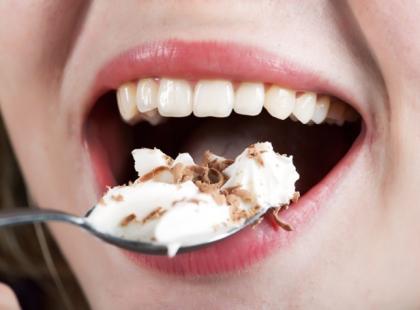 Jedzenie a zdrowe zęby/fot. Fotolia