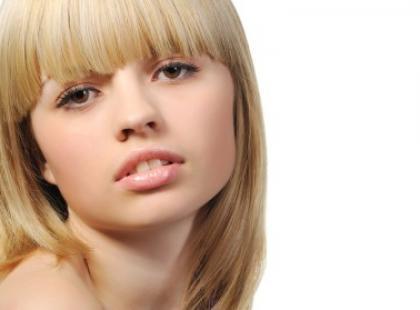 Jaka fryzura do owalnej i szczupłej twarzy?