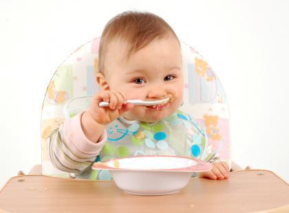 Jaką kaszkę wybrać dla niemowlęcia?