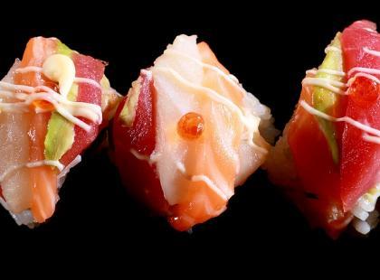 Sushi Fot. Ryżowe Pole