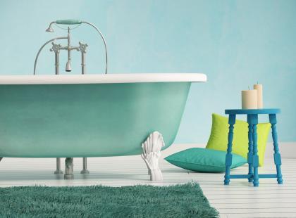 Jaką wybrać kolorystykę do łazienki?