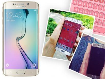 Jaki jest nowy Samsung Galaxy S6 Edge?