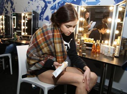 Jaki jest sekret aksamitnie gładkiej skóry modelek na Flesz Fashion Night?