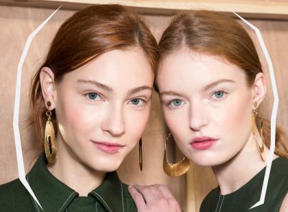 Jaki makijaż pasuje do zielonych oczu?