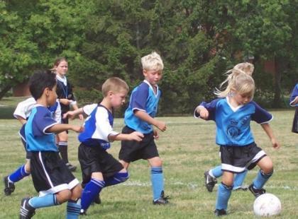 Jaki wpływ mają ćwiczenia ruchowe na nasze dzieci?