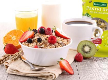 Jakie bakalie jeść na śniadanie?