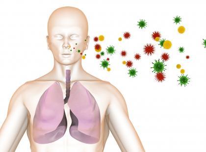 Jakie choroby infekcyjne płuc występują najczęściej?