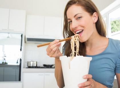 Jakie jedzenie Polacy zamawiają przez Internet?