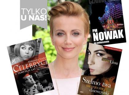 Jakie książki czyta Katarzyna Zielińska? 5 książek, które poleca aktorka