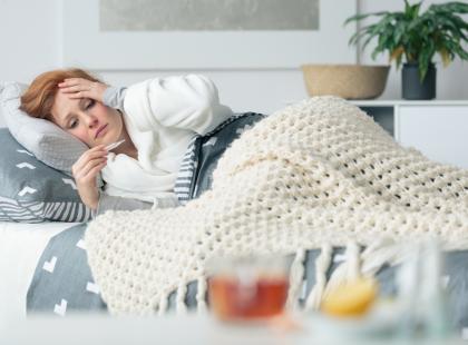Jakie leki stosuje się w leczeniu grypy?