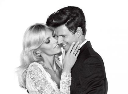 Jakie obrączki wybrać na ślub? - podpowiadają Anja Rubik i Sasha Knezevic