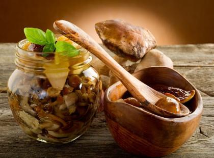 Jakie składniki odżywcze zawierają grzyby?