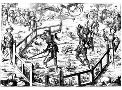 Jakie sporty były popularne w średniowieczu?