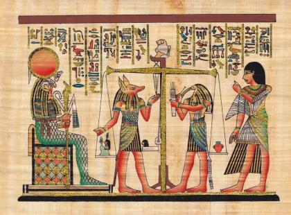 Jakie sporty uprawiano w starożytnym Egipcie?