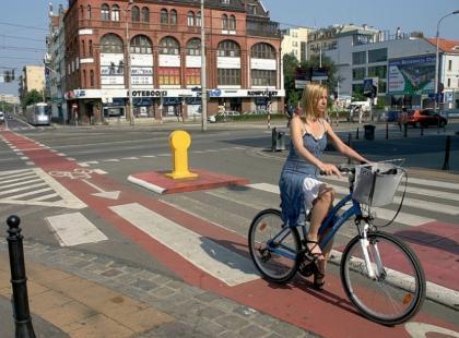 Jakie ułatwienia dla rowerzystów znajdziecie w mieście?