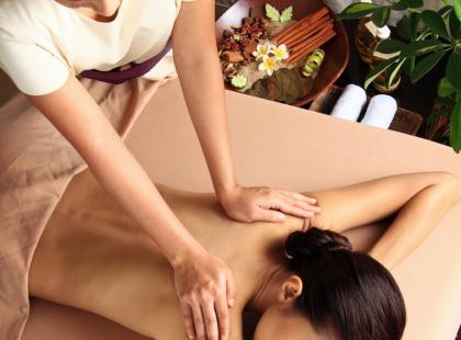 Jakie zalety ma masaż?