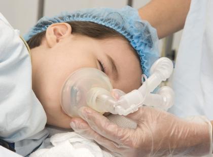 Jakie znieczulenie stosuje się u dzieci?