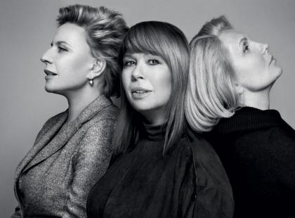 Janda, Łapicka i Umer -  Przyjaciółki