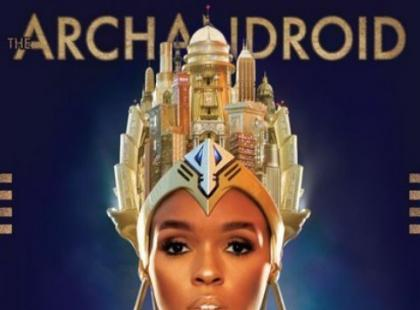 "Janelle Monáe ""The ArchAndroid"""