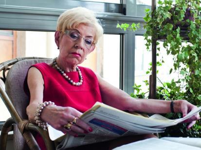 Janina Paradowska - I tak powiem, co myślę