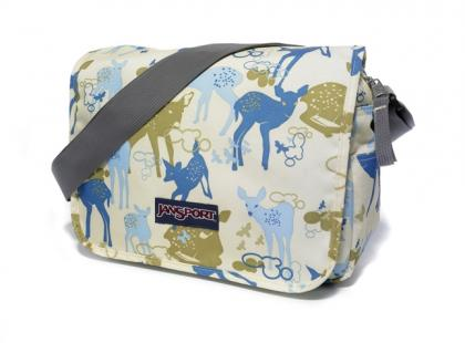 JanSport - wiosenna kolekcja toreb na ramię