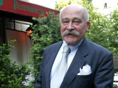 Janusz Zakrzeński zginął w katastrofie pod Smoleńskiem