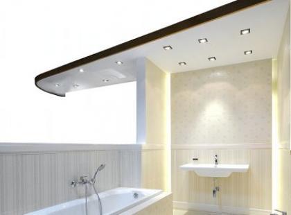 Jasna łazienka zainspirowana MAX-FLIZ
