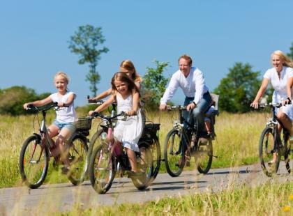 Jazda na rowerze - samotnie czy w tłoku?