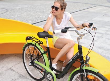 Jazda na rowerze sposobem na cellulit