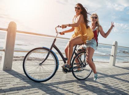 Jazda na rowerze sposobem na cellulit! Jak długo i jak często powinnaś jeździć?