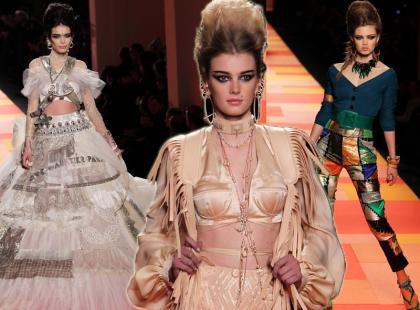 Jean-Paul Gaultier i jego kolekcja Haute Couture