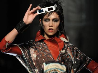 Jean Paul Gaultier - kolekcja wiosna/lato 2011
