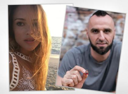 Jedno zdjęcie, które dowodzi, że Bachleda-Curuś i Marcin Gortat są parą